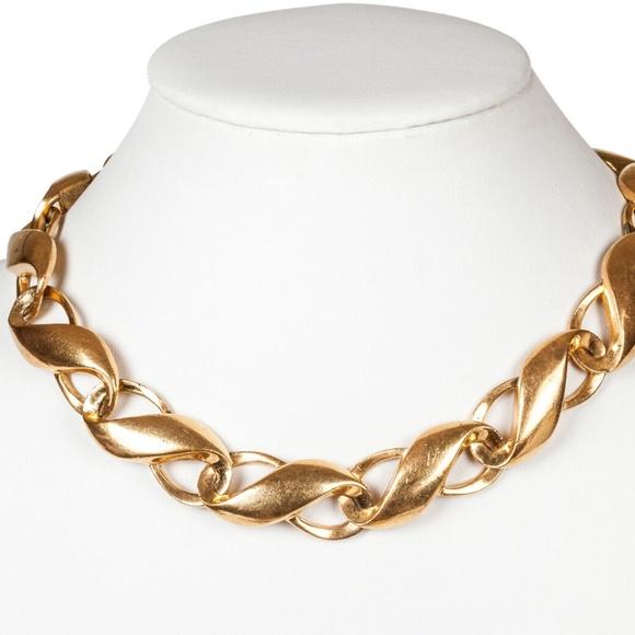 Lanvin Jewelry - Lanvin Teardrop Cubic Zirconia Necklace